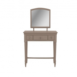 Ambriella Dressing Table and Mirror Set